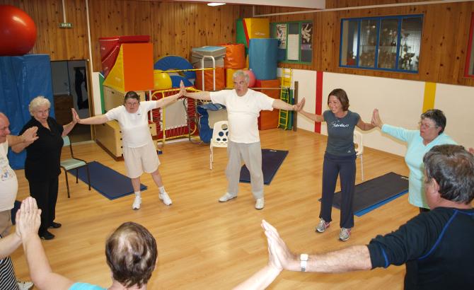 diabetaction-gym-equilibre Nos activités