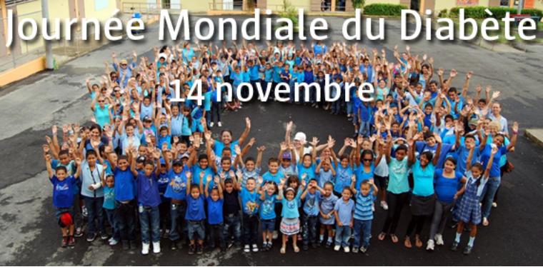 Participation du Comité Départemental de la Marne aux Journées Mondiales du Diabète