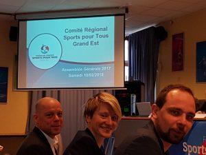 Photo-1-AG-2017-300x225 1ère Assemblée Générale du Comité Régional Sports pour Tous Grand Est
