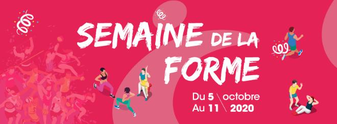 Semaine de la Forme Sports pour Tous