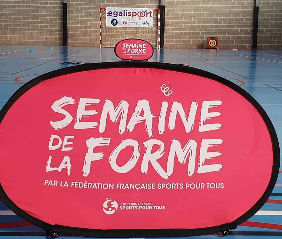 La semaine de la Forme Sports pour Tous dans les Ardennes